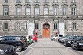 Christiansborg Palace — Stock Photo