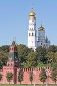 Moscow. Kremlin. Cityscape — Stock Photo
