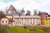 Finland. City Porvoo — Foto Stock