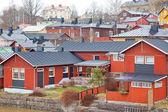 Finland. City Porvoo — Stock Photo