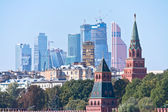 Moscow. Cityscape  — Stock fotografie