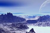 Stranger planets — Stock Photo
