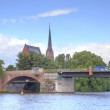 Frankfurt am Main, cityscape — Stock Photo #56420877
