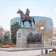 Постер, плакат: Monument to the field marshal Kutuzov