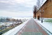 Nizhny Novgorod. Municipal landscape — Stock Photo