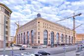Moscow. Street Teatralnyy proezd — Stock Photo