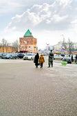 Nizhny Novgorod. Cityscapes — Stock Photo
