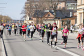 Stockholm. Healthy lifestyle — Stock Photo
