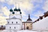 Kremlin of city Rostov — Stock Photo