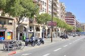 Barcelona, cityscape  — Stock Photo