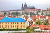 Prague. Cathedral of Saint Vitus — 图库照片