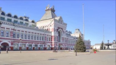 Nizhny Novgorod Fair — Stock Video