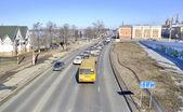 Nizhniy Novgorod. Highway — Stock Photo
