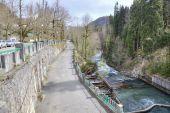 River Yupshara — Stock Photo
