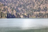 Ritsa gölü — Stok fotoğraf