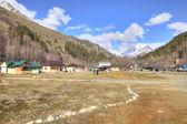 Caucasus. Valley Narzan — Stock Photo