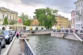 Saint Petersburg. Griboyedov Canal — Stock Photo