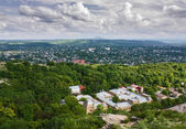 View on resort Pyatigorsk — Stock Photo
