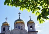 The Cathedral of Christ the Savior in Pyatigorsk. — Stock Photo
