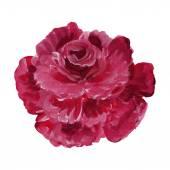 Watercolor flower — Stock Vector