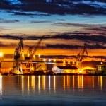 Port of Stavanger — Stock Photo #52468877