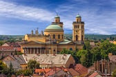 Basilica in Eger — Stock Photo