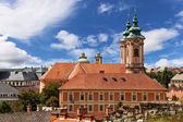 Church in Eger, Hungary. — Stock Photo