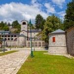 Old stone Monastery in Cetinje, Montenegro — Stock Photo #68148857