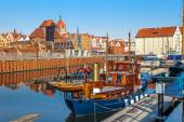 Casco antiguo de gdansk — Foto de Stock