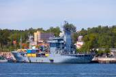 Maritime Übung Baltops 2015 — Stockfoto