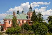 Sanctuary in Radecznica — Stock Photo