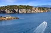 Coast of Norway — Stock Photo