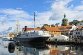 Port of Stavanger, Norway — Stock Photo