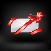 χριστούγεννα ή προσκλητήριο. διάνυσμα — Διανυσματικό Αρχείο