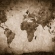 Ancient, old world map. — Stock Photo #59805101