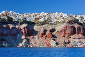 Ilha de santorini, grécia — Fotografia Stock