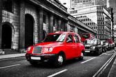 Symbol of London, the UK. — Stock Photo