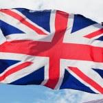 The Union Jack, the national flag — Stock Photo #79479984