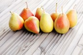 Delicious pears — Stock Photo