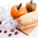 Pumpkin pie — Stock Photo #54286231