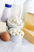 Dairy product — Stock Photo