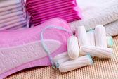 Protection Feminine hygiene — Zdjęcie stockowe