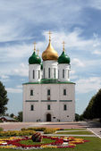 Cathedral of Assumption in Kolomna. Russia — Stock Photo