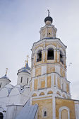 The Bell Tower in Spaso-Prilutsky Monastery. Vologda. Russia — Stock Photo