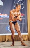Participant in the category Men classic bodybuilding — Foto de Stock