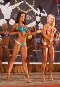 Participants in the category Women bikini — Stock Photo
