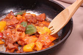 Stew vegetables — Stock Photo