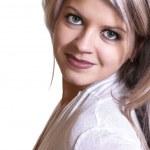Portrait girl — Stock Photo #67808195