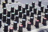 Optimierungen der Soundkarte — Stockfoto
