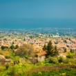 Little town near Etna — Stockfoto #53458225